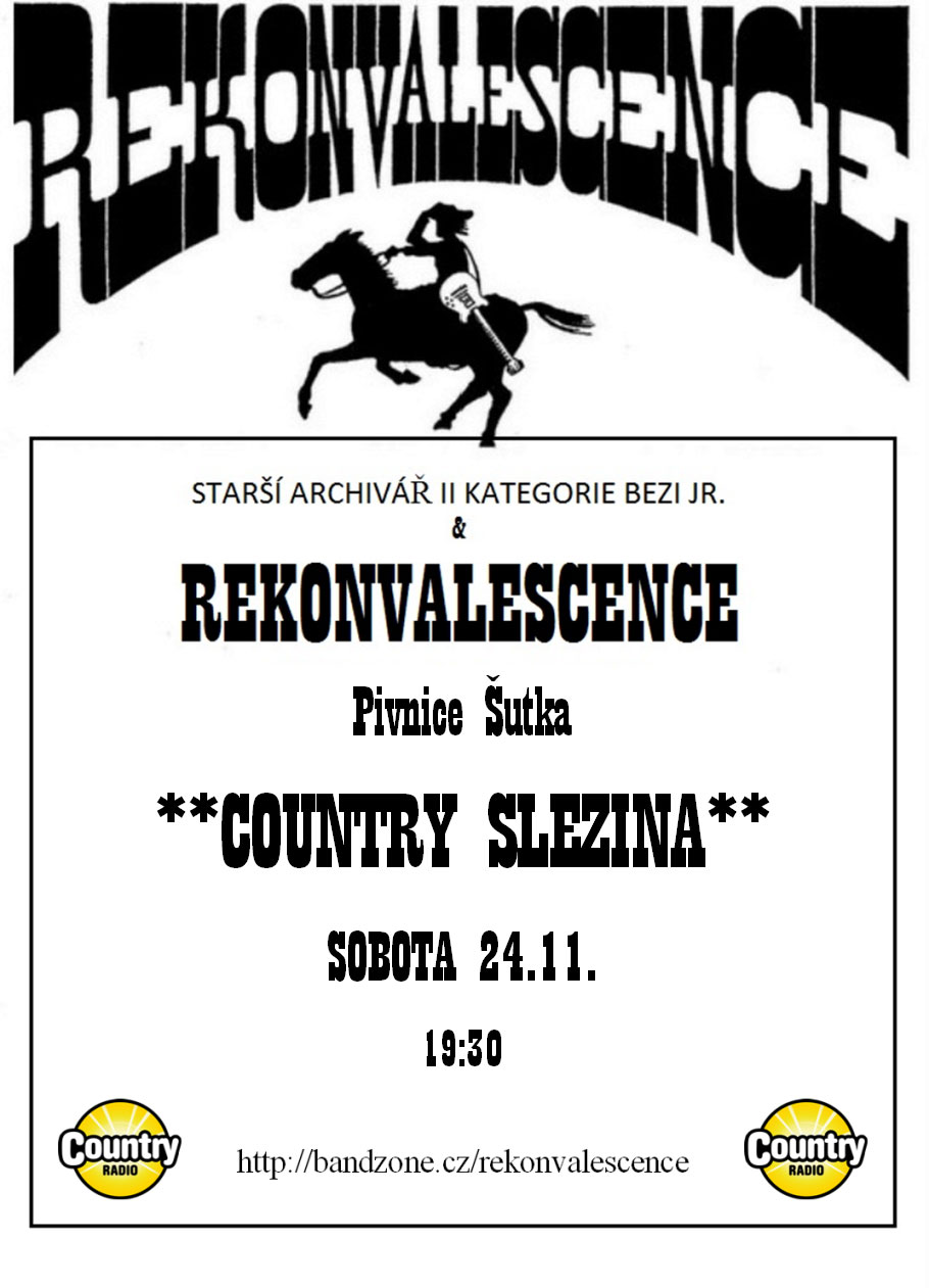 Rekonvalescence - country slezina