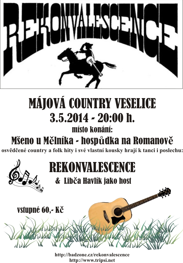 MÁJOVÁ COUNTRY VESELICE